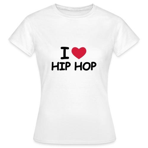 tee shirt femme hip hop - T-shirt Femme