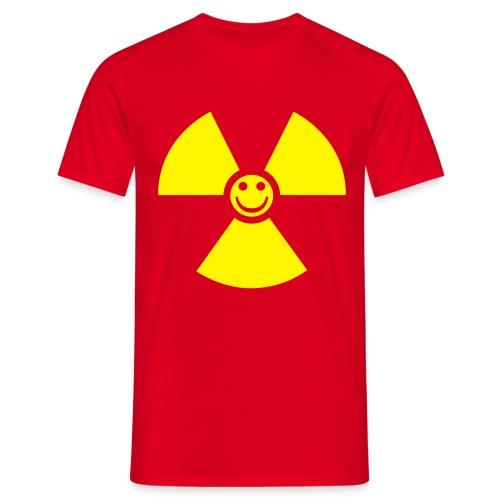 Psychedelische Energie T-Shirt - Männer T-Shirt