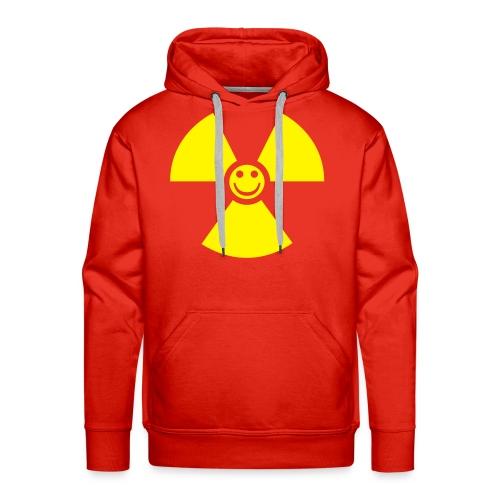 Psychedelische Energie Pullover - Männer Premium Hoodie