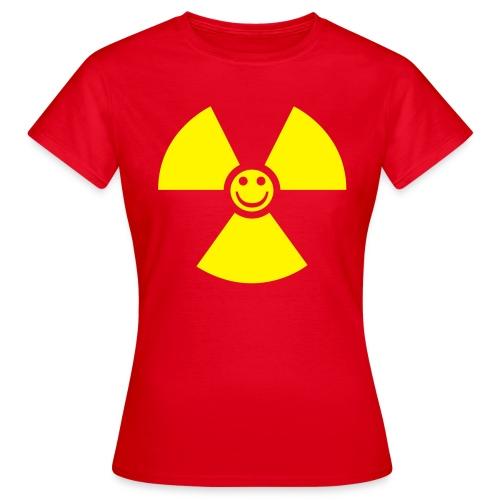 Psychedelische Energie T-Shirt - Frauen T-Shirt