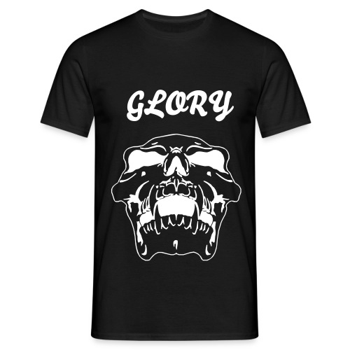 GLORY OR DEATH  - T-shirt Homme