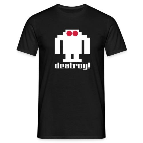 Robot - Mannen T-shirt