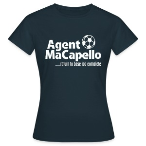 Agent MaCapello - Women's T-Shirt