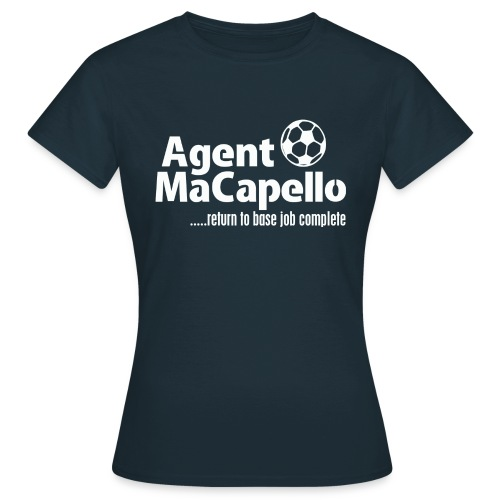 Agent MaCapello - Women's T-Shirt