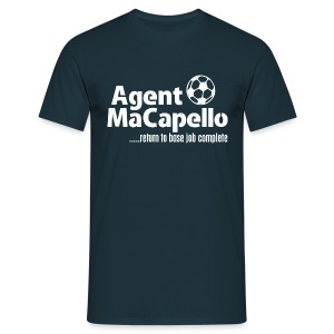 Agent MaCapello - Men's T-Shirt