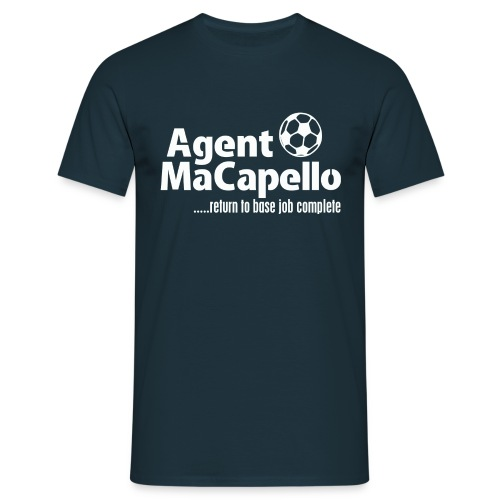Agent MaCapello - Men's T-Shirt