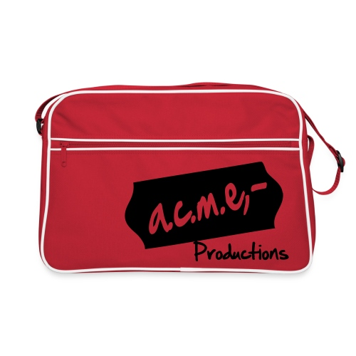 acme Productions retro tasche - Retro Tasche