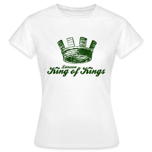 Larsson - King of Kings - Women's T-Shirt