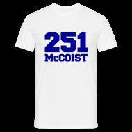 T-Shirts ~ Men's T-Shirt ~ McCoist 251