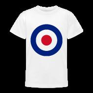 Shirts ~ Teenage T-shirt ~ Roundel