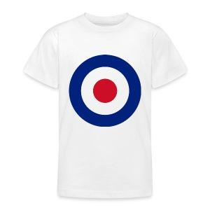Roundel - Teenage T-shirt