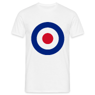 T-Shirts ~ Men's T-Shirt ~ Roundel