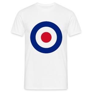 Roundel - Men's T-Shirt