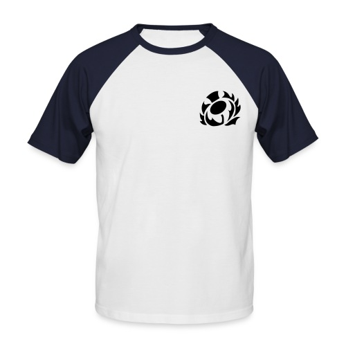 Scotland rugby tee-shirt - T-shirt baseball manches courtes Homme