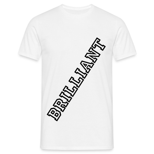 Brilliant - Men's T-Shirt