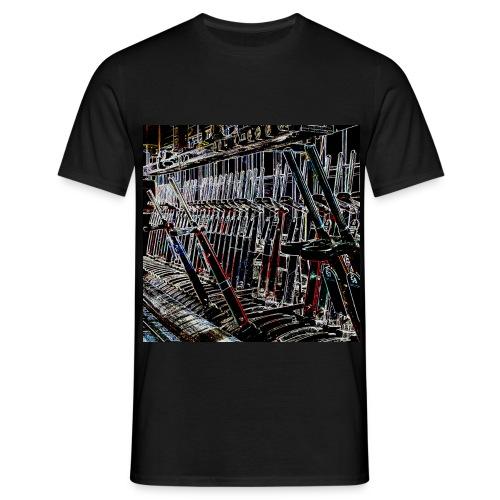 LNWR Signal - Men's T-Shirt
