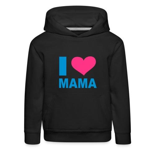 mammy - Premium-Luvtröja barn