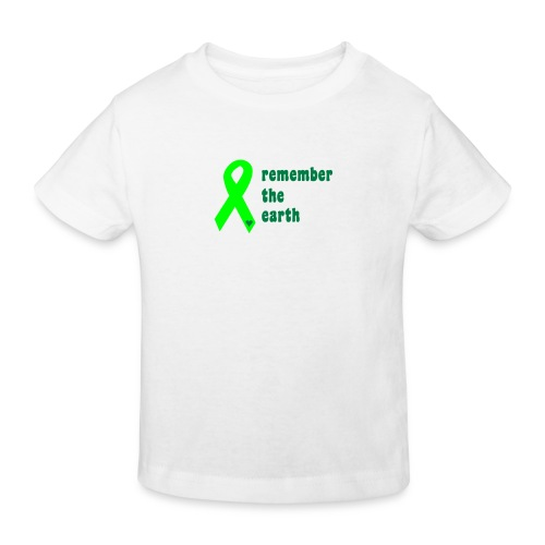 organic t-shirt - Ekologisk T-shirt barn
