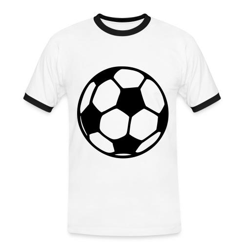 Fußballer des Jahres - Männer Kontrast-T-Shirt