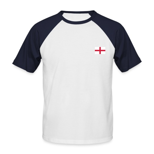 England rugby - T-shirt baseball manches courtes Homme