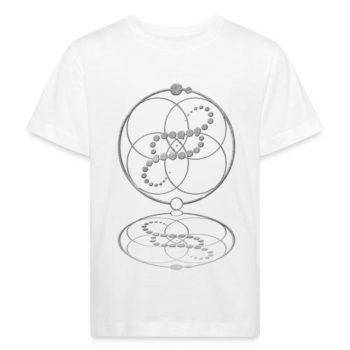 Crop Circle South Korea DNA Mirror - Kinder Bio-T-Shirt