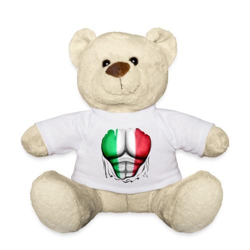 L'orsacchiotto del Mondiale!!!Italia!! - Orsetto