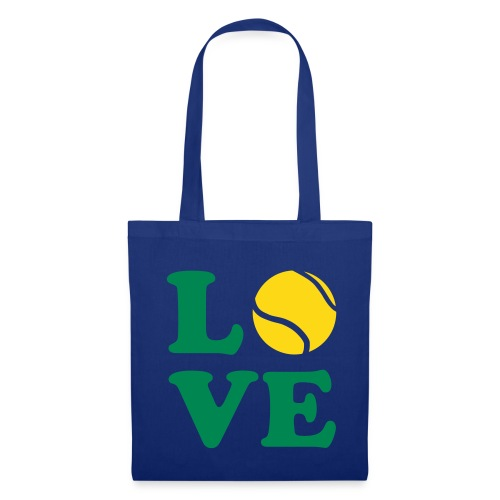 LOVE Tennis - Tote Bag