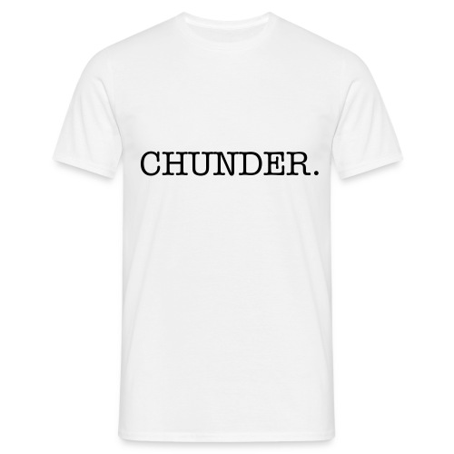 Chunder Tee - Men's T-Shirt
