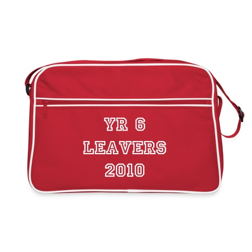 YR 6 Leavers Retro Bag - Retro Bag