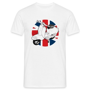 Mods & Rockers - Men's T-Shirt