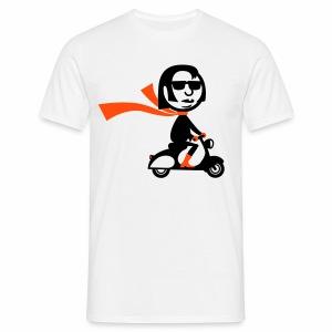 Scootering Cruizer - Men's T-Shirt