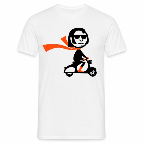 Scootering Cruizer - Men's T-Shirt