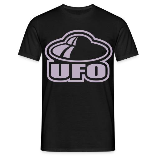 Camiseta Ufo Morado - Camiseta hombre