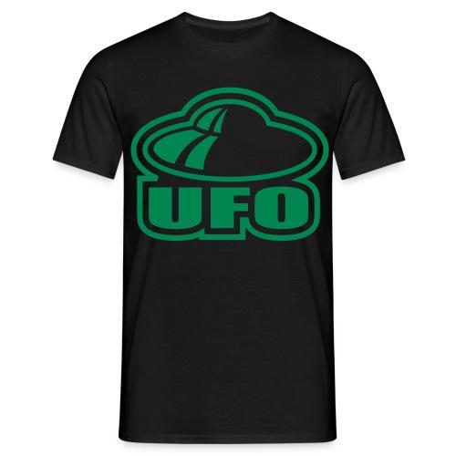 Camiseta Ufo Verde - Camiseta hombre