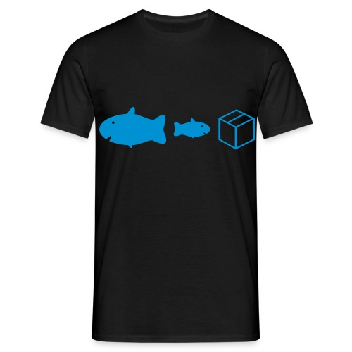 Big Fish, Little Fish... - Men's T-Shirt
