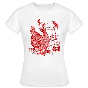 Wotto Dodo - Frauen T-Shirt