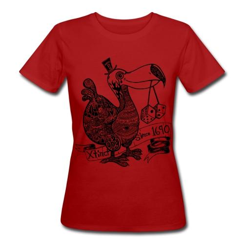 Wotto Dodo - Frauen Bio-T-Shirt