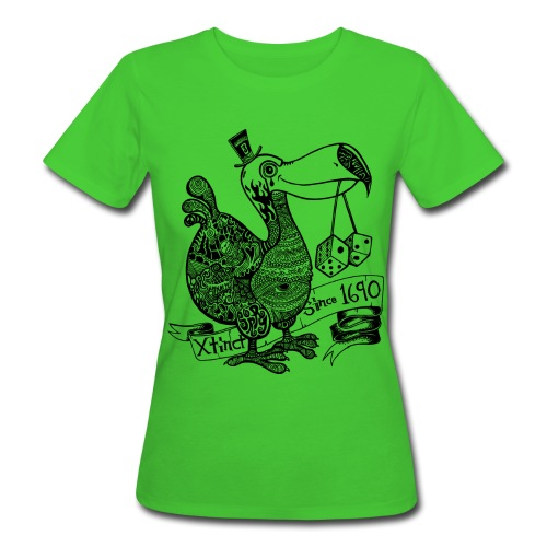 Wotto Dodo - Frauen Bio-T-Shirt