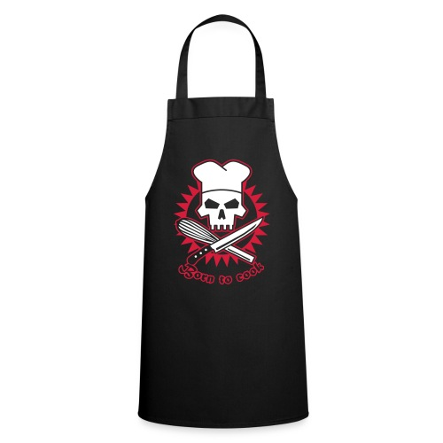 Kochschürze Born to cook - Kochschürze