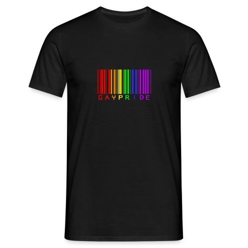 Code Barre - T-shirt Homme