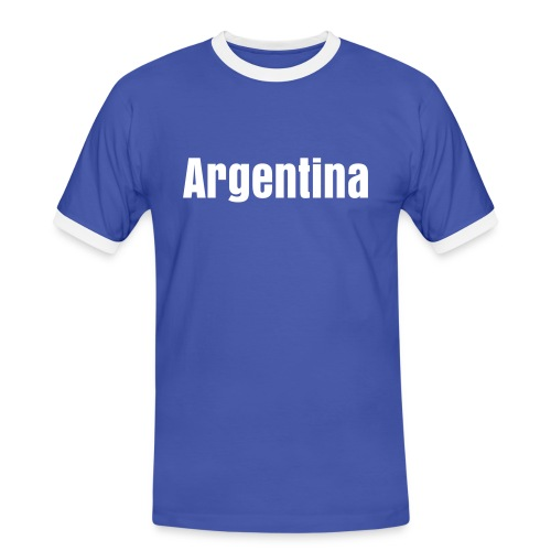 Argentina Away - Men's Ringer Shirt