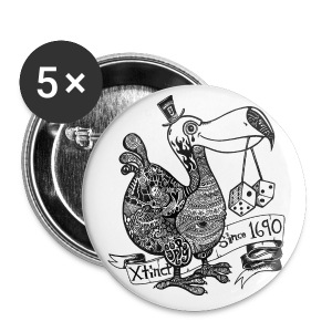 Wotto Dodo - Buttons groß 56 mm