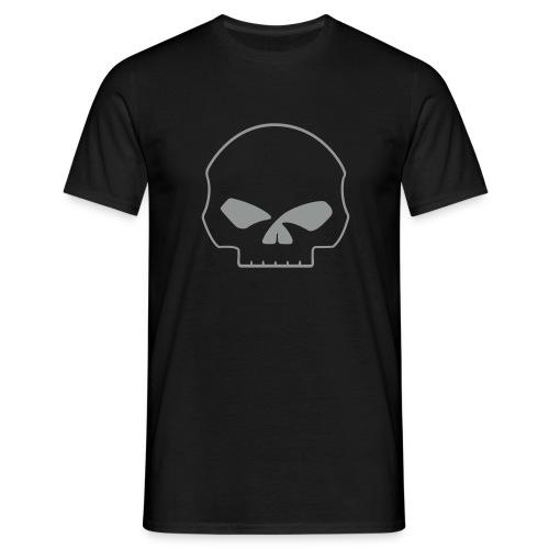 WG-SKULL |T-shirts  biker - T-shirt Homme