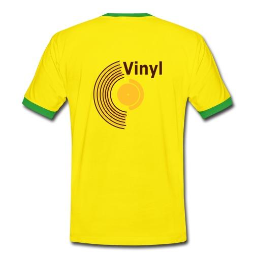 Vinyl TShirt - Maglietta Contrast da uomo
