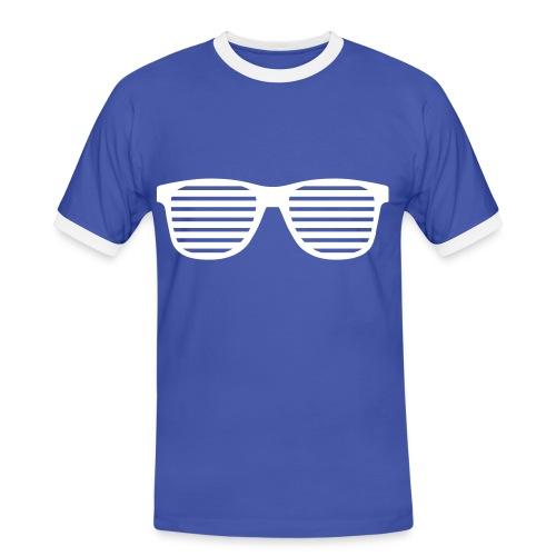 First  - T-shirt contrasté Homme