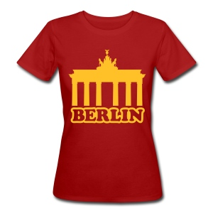 Berlin - Brandenburger Tor - Frauen Shirt - Frauen Bio-T-Shirt