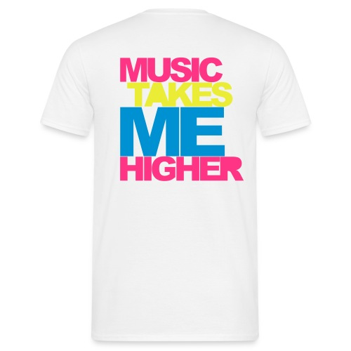 Music Takes - T-shirt Homme
