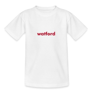 watford - Teenage T-shirt