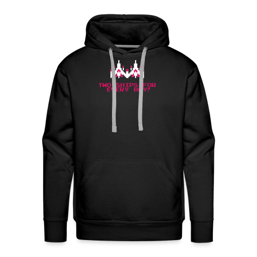 Two Ships for Every Boy/Girl! - Men's Premium Hoodie