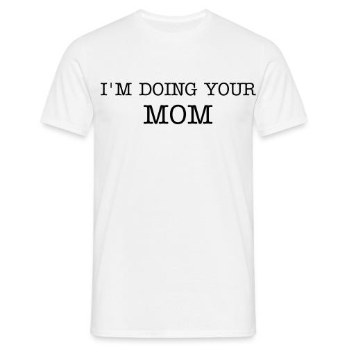 Mother love - Herre-T-shirt